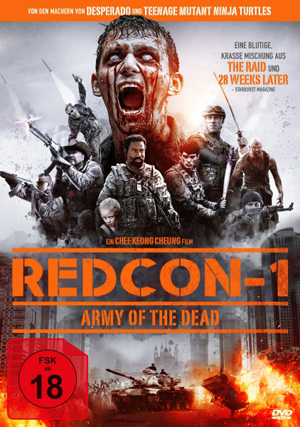 Redcon-1 – Army of the Dead