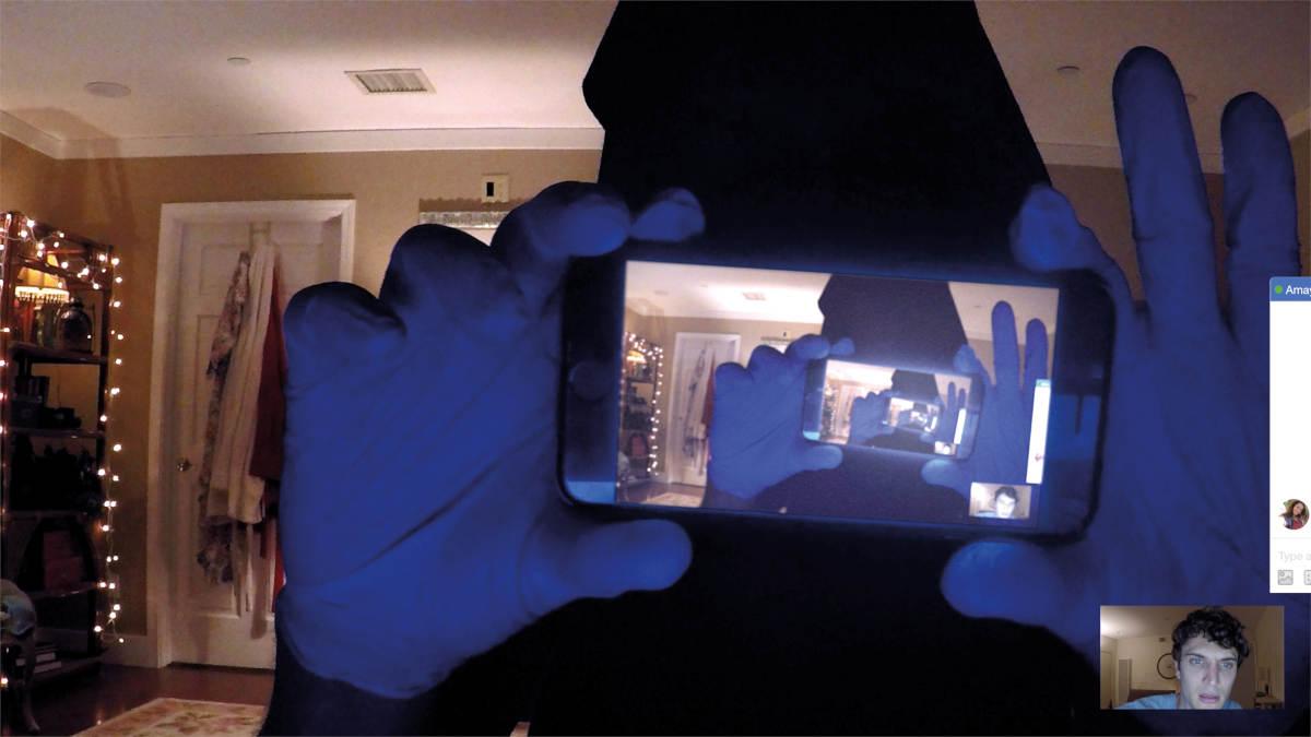 Bild im Bild im Bild im Bild: Der Mysteriöse sorgt für Verwirrung (Foto: Universal Pictures)