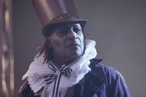 Gibt sich die Ehre: Horrorlegende Tony Todd (Foto: Universum Film)