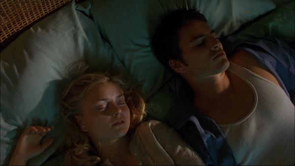 Kurzer Power-Nap vor der nächsten Vampirjagd. (Sony Pictures Germany)