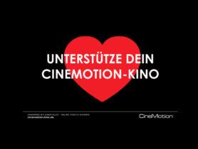 Unterstützung für lokale Kinos: CineMotion-Häuser starten Spendenaufruf