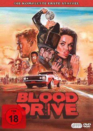 Blood Drive (Staffel 1)