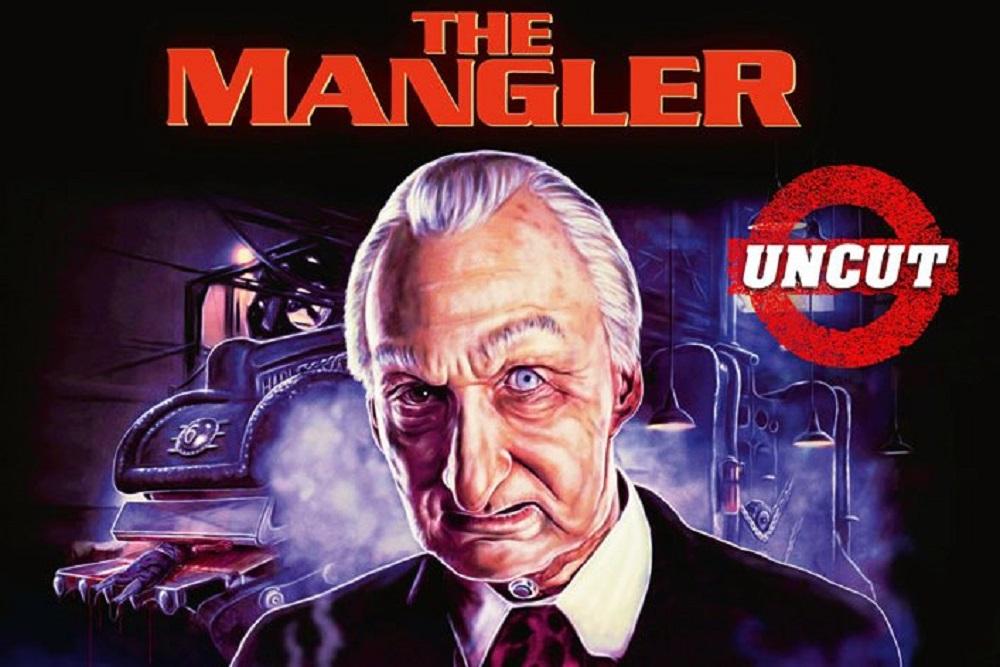 Heute auf Blu-ray: The Mangler