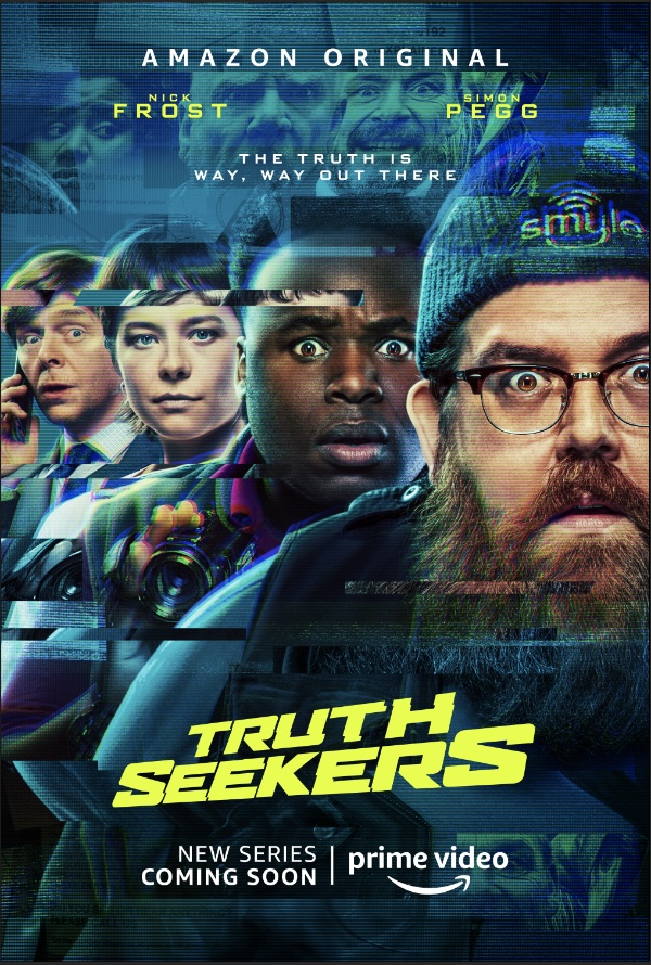 Truth Seekers (Staffel 1)
