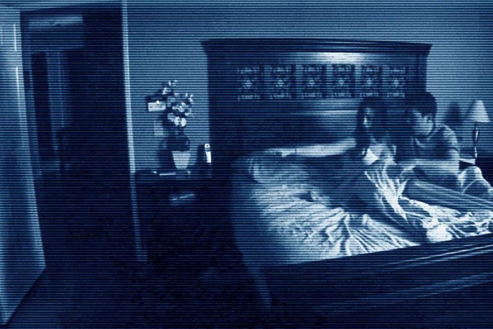 Heute auf Sky Ticket: Paranormal Activity