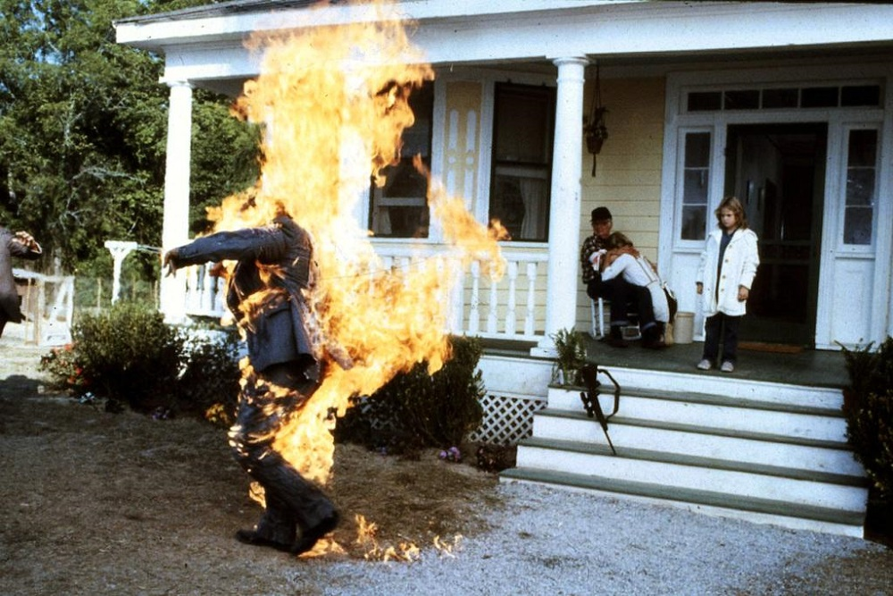 Heute auf Tele 5: Stephen Kings Der Feuerteufel
