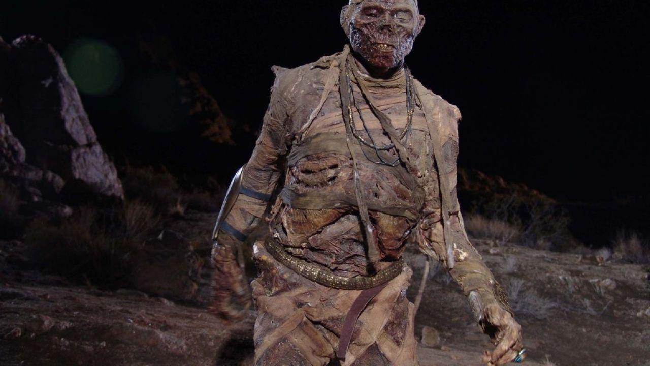 Heute auf Tele 5: Revenge of the Giant Mummy