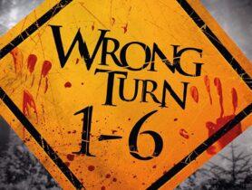 Wrong Turn 1 – 6 ab 6. Mai 2021 als Blu-ray Box erhältlich