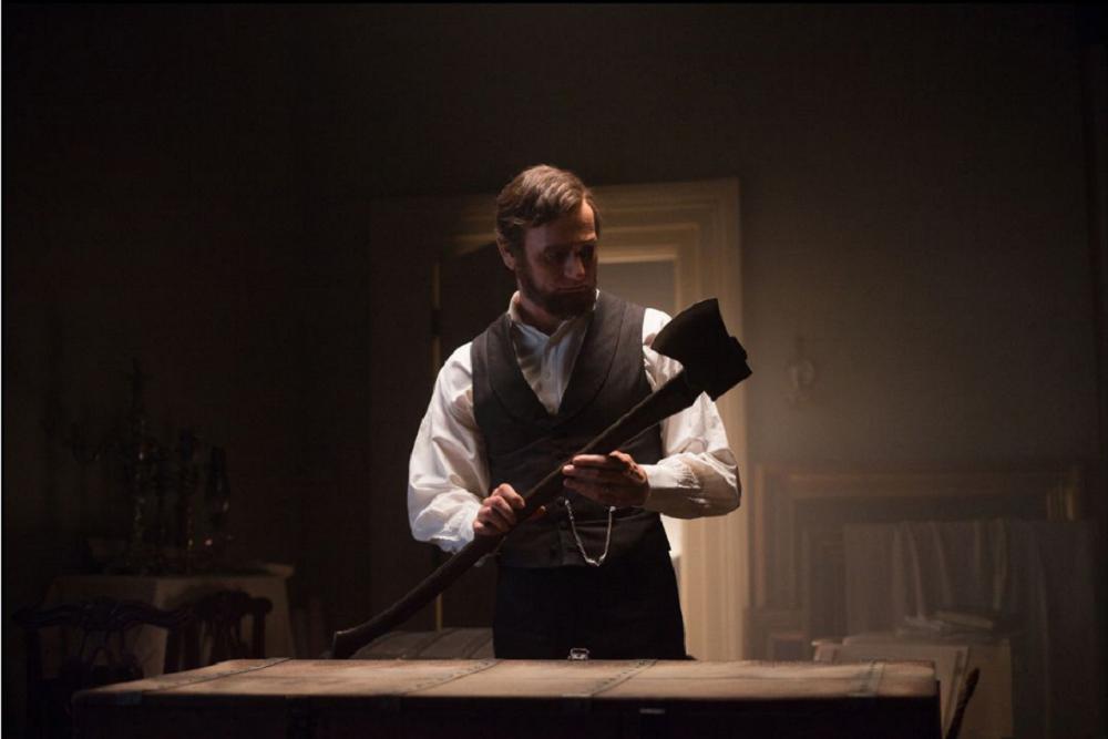 Heute auf Sat.1: Abraham Lincoln Vampirjäger