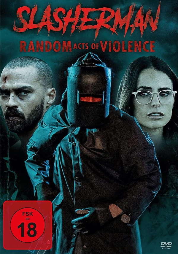 Slasherman – Random Acts of Violence